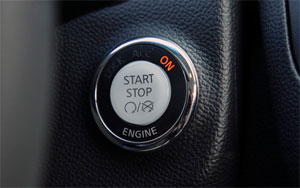 push-to-start button
